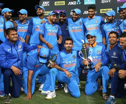 Rediff Cricket - Indian cricket - Meet India's likely World Cup team