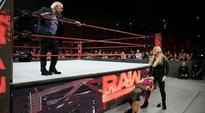 Rediff Sports - Cricket, Indian hockey, Tennis, Football, Chess, Golf - WWE Raw: Charlotte Flair's apology to Ric takes ugly turn
