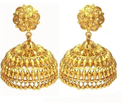 4 Jhumkas That Make You Look Like a Diva