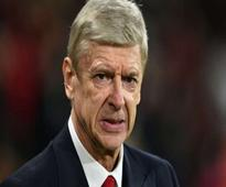 Rediff Sports - Cricket, Indian hockey, Tennis, Football, Chess, Golf - I'd prefer to stay at Arsenal, says Arsene Wenger
