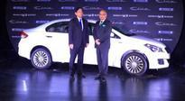 And, hybrid version of Maruti's sedan Ciaz hits the road!