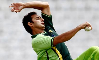Pakistan trying hard to get Ajmal cleared for World Cup