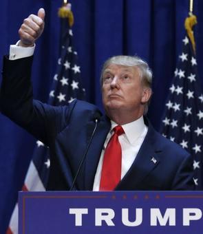 US presidential race: Trump, Sanders win New Hampshire primary