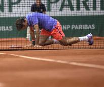Roger Federer Falls at French Open to Stan Wawrinka