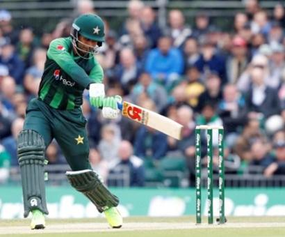Rediff Cricket - Indian cricket - Zaman smashes Pakistan's first double hundred