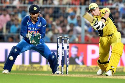 Rediff Cricket - Indian cricket - What cost Australia the 2nd ODI
