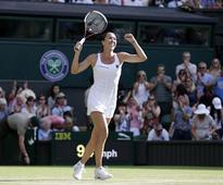 Wimbledon: Jankovic sends defending champion Kvitova packing; Federer, Murray through to last 16