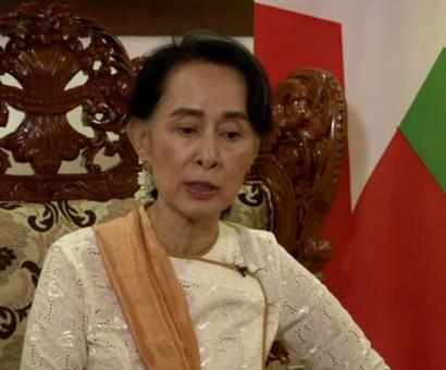 Why Suu Kyi did not name Rohingyas in state address