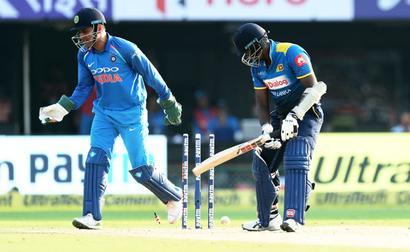 How Sri Lanka lost the plot and ODI series