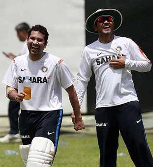 Rediff Cricket - Indian cricket - When Sehwag's advice got Tendulkar dismissed