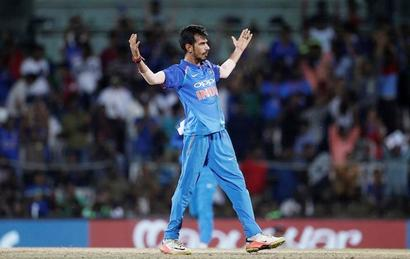 Rediff Cricket - Indian cricket - 'I don't see Kuldeep and Chahal being replaced by Ashwin and Jaddu'