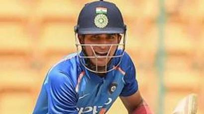 Rediff Cricket - Indian cricket - Want to learn a lot from Virat Kohli: Shubman Gill