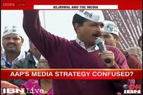 AAP's love-hate relationship with media