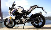 BMW G310R spy image completely reveals the bike; India launch by April 2017