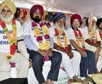 Veterans will announce decision after Defence Minister Parrikar's OROP announcement: General Satbir Singh
