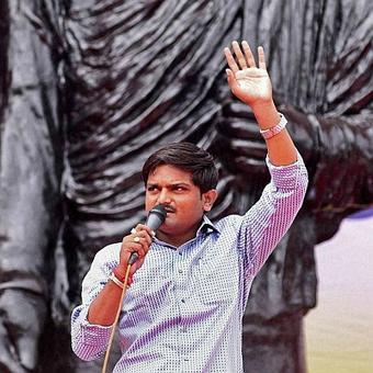 Patel quota protest is not a 100 metre race, but a marathon: Hardik