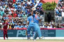 Rediff Sports - Cricket, Indian hockey, Tennis, Football, Chess, Golf - Windies stop India by one run in first T20I