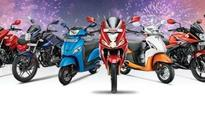 Hero MotoCorp sales up 8.67% in July