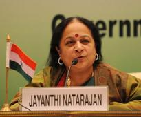 Assembly elections: Don't blame Rahul for defeat, says Jayanthi Natarajan