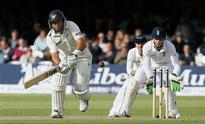 Ross Taylor, Kane Williamson thwart England in Lord's Test
