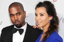 Kim Kardashian shares cosy pic with Kanye West on first wedding anniversary