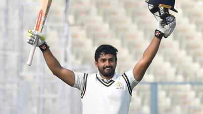 Rediff Cricket - Indian cricket - Karun Nair to lead Board President's XI against West Indies