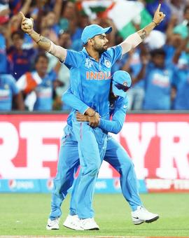 'Utter nonsense to question Virat's ethics, his heart beats for India'