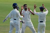 Rediff Cricket - Indian cricket - India in West Indies: Ashwin Delivers the Sucker Punch