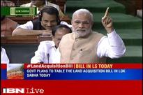 Modi government to present Land Acquisition Amendment Bill in Lok Sabha today