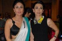 Karisma Kapoor, Kareena to come together for a right script
