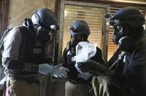 Syrian government blamed for third chemical attack