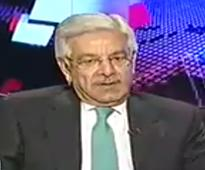 Indian intel agencies, terrorists inciting unrest in Pakistan: Asif