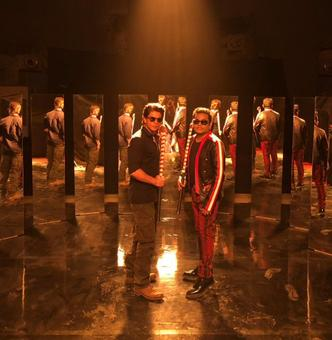 Current Bollywood News & Movies - Indian Movie Reviews, Hindi Music & Gossip - Shah Rukh Khan and AR Rahman come together for a special project
