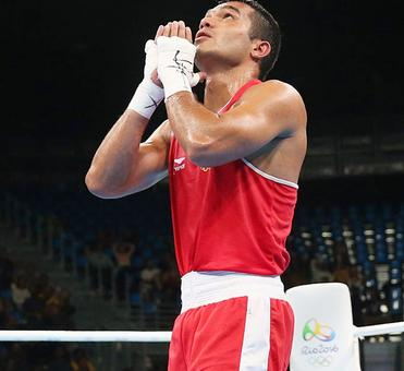 Rediff Sports - Cricket, Indian hockey, Tennis, Football, Chess, Golf - Who is to be blamed for boxer's medal-less campaign in Rio?