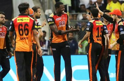 Rediff Cricket - Indian cricket - Williamson praises SRH bowlers after loss to CSK