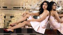 Current Bollywood News & Movies - Indian Movie Reviews, Hindi Music & Gossip - Look who Priyanka Chopra's twinning with in Malibu!