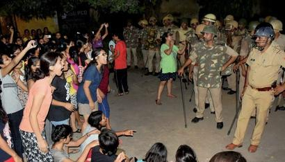 BHU crackdown: 1,000 students booked; officials axed