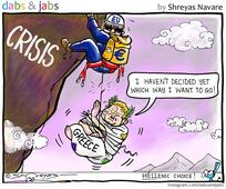 The tragedy of Greece!