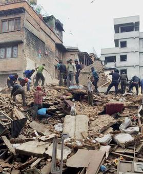 Nepal's latest earthquake was primed in 1934