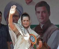 Congresss first list for LS polls: Rahul, Sonia, Nilekani among 194 candidates named