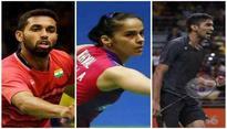 Rediff Sports - Cricket, Indian hockey, Tennis, Football, Chess, Golf - Denmark Open: Prannoy, Srikanth, Saina to play respective QFs