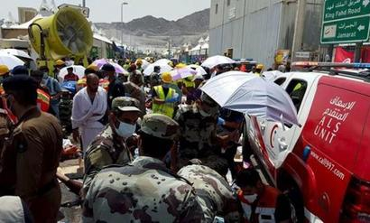 Death toll of Indians in Hajj stampede rises to 74