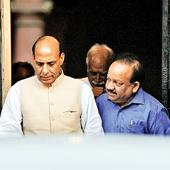 Rajnath Singh made no friends, only enemies
