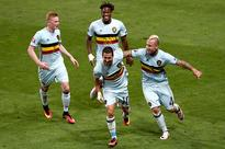 Belgium Hammer Hungary 4-0 to Set up Last Eight Clash With Wales