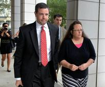 Clerk jailed for not allowing gay marriages