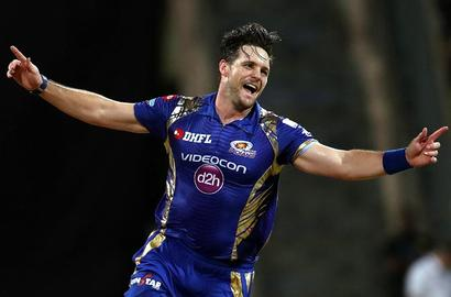 Rediff Cricket - Indian cricket - IPL: McClenaghan replaces Behrendorff for Mumbai Indians