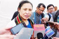 Boxer Sarita 'robbed' of silver, maybe gold, at Asiad