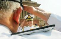 Admiral Robin Dhowan new Navy chief. Superseded officer quits?