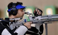 Photos: Abhinav Bindra wins two bronze medals in pro shooting swansong
