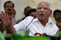 Disproportionate assets case: Karnataka HC directs probe against Yeddyurappa